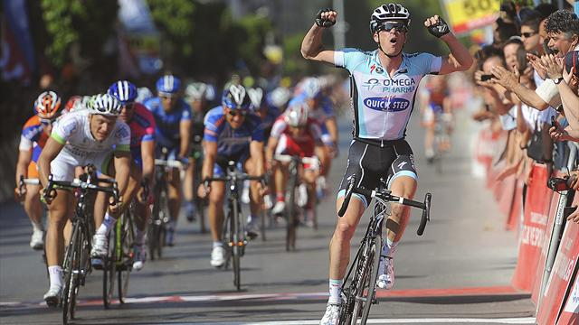 Cycling's Greatest Finish starring Iljo Keisse