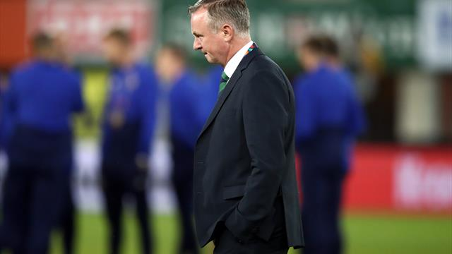 Michael O'Neill not worried by potential Nations League relegation