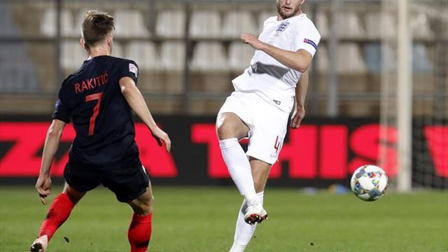 Croacia e Inglaterra allanan el camino de España; Lukaku puede con Suiza