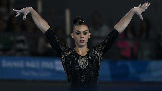 Olimpiadi Giovanili: Giorgia Villa nella leggenda, primo oro storico nell'individuale