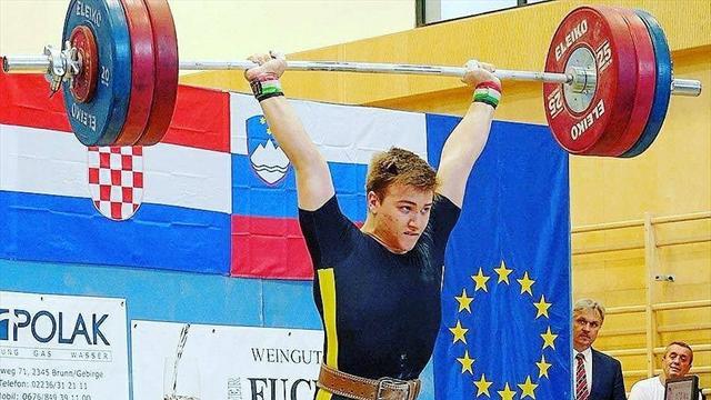 Olimpiadi Giovanili: Cristiano Ficco strepitoso, oro magistrale nel sollevamento pesi -85 kg