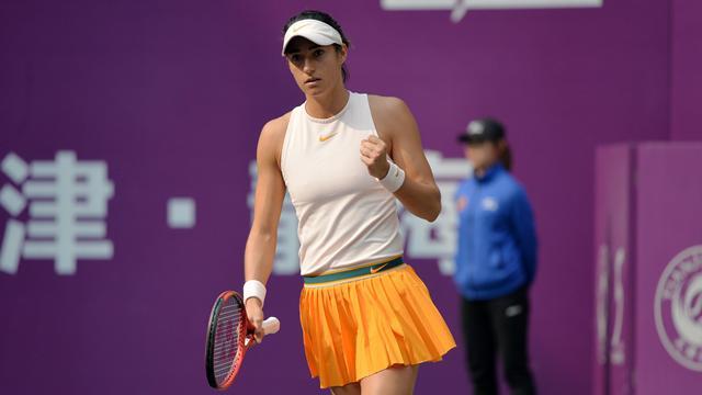 Premier titre de la saison pour Caroline Garcia — Tianjin