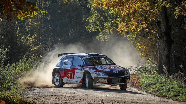 ERC Juniors Gryazin and Ingram survive high-speed spins