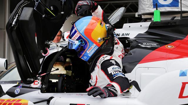 Vuelve el WEC y Alonso a defender el liderato