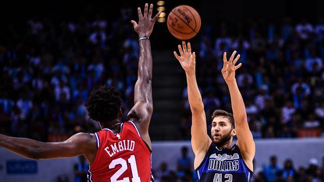 Ohne Nowitzki, mit Kleber: Dallas beendet Pre-Season mit Niederlage