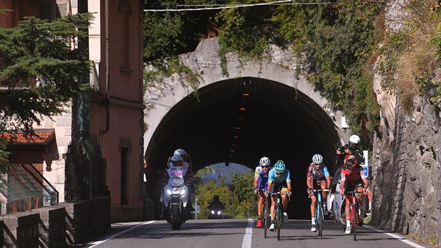 Cykel, tennis och fotboll - här är dagens höjdpunkter på Eurosport