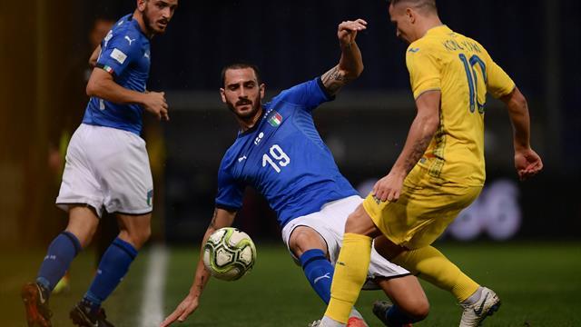 """Bonucci sieht Italien weiter in der Krise: """"Hat sich nichts geändert"""""""