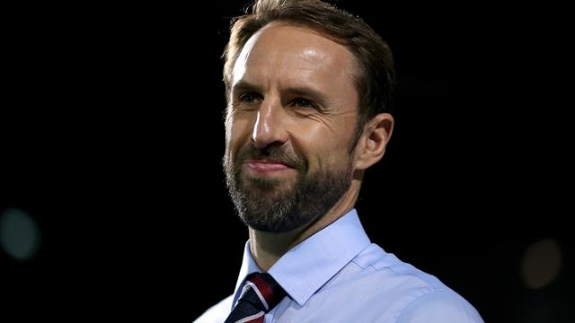 Gareth Southgate: Four-man defence can boost England in attack