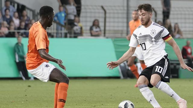 Spuckattacke! Keine Strafe nach Eklat bei U20-Duell gegen Niederlande