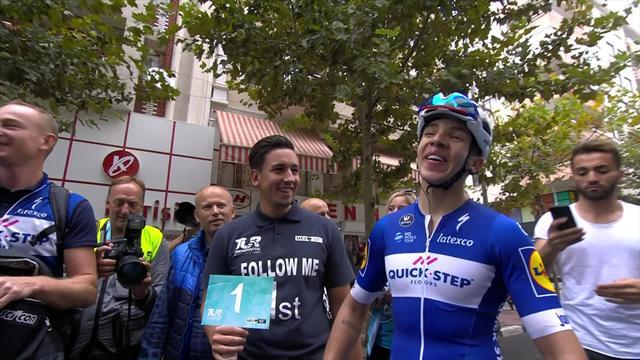 Tour de Turquía (5ª Etapa): Hodeg rompe la hegemonía de Bennett al esprint