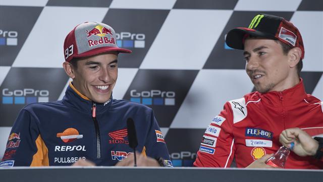 Wegen Lorenzo: Setzt Honda die Zukunft von Márquez aufs Spiel?