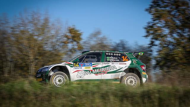 """Nobre: """"I thought it would be worst to be first"""" in ERC"""