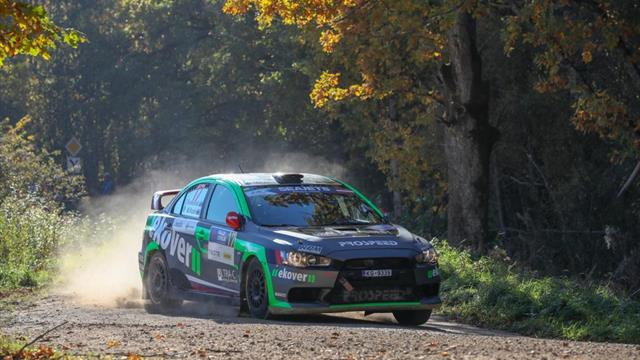 Remennik searching for confidence in ERC pace battle