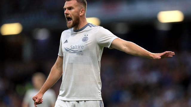 Aberdeen defender Michael Devlin gets first Scotland call-up