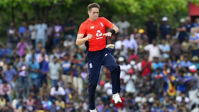 England's Woakes sinks Sri Lanka in rain-marred ODI