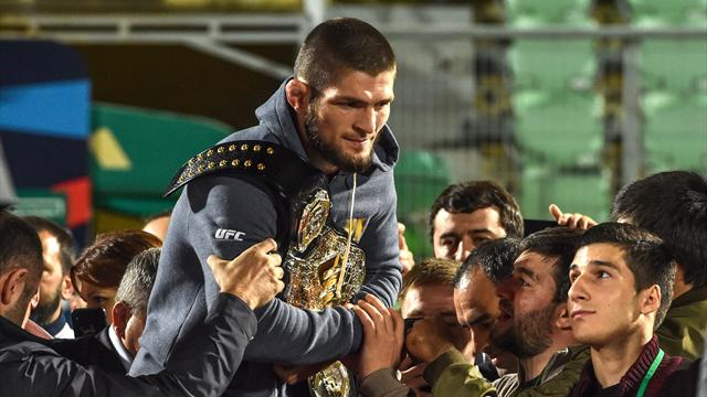 Khabib offered $2m by 50 Cent to join Bellator MMA