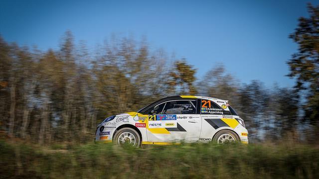 ERC Junior U27: Home favourite Sesks usurped by team-mate Kristensson