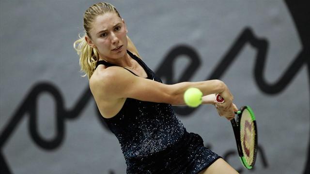 Александрова впервые сыграет в финале в WTA-туре
