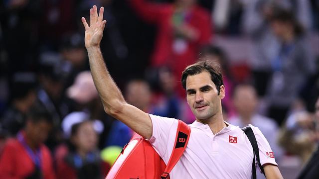 Federer, une place de perdue mais pas d'inquiétude : «Je suis heureux de mon niveau»