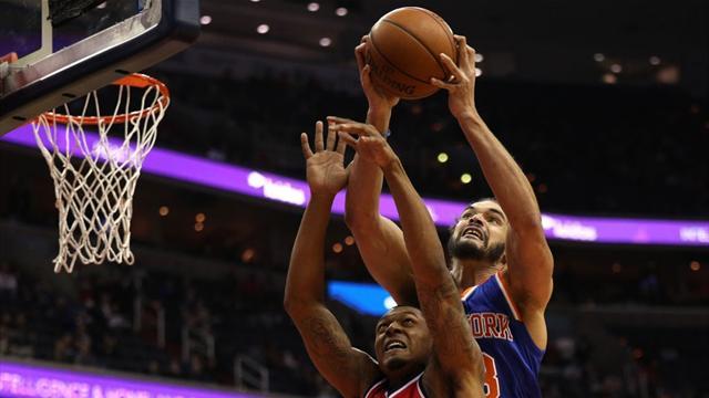 Nessun accordo con Joakim Noah: i New York Knicks scelgono di tagliarlo