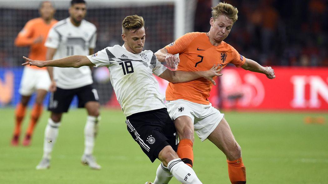 Nations League 2018 Niederlande Deutschland Jetzt Live Im Tv Und
