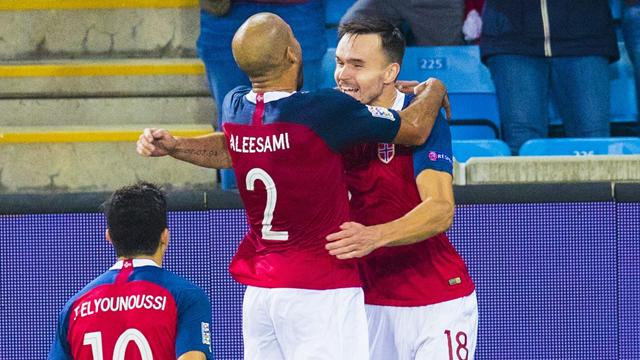 UEFA Nations League round-up: Norway beat Slovenia while Czech Republic earn first points