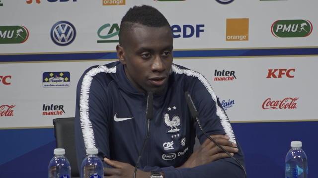 """Matuidi : """"J'espère qu'Henry va réaliser de grandes choses à Monaco"""""""