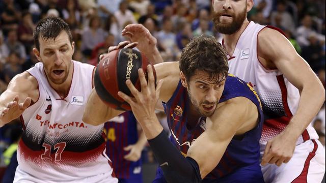 😲🏀 El Barça apabulla al Zaragoza y se coloca líder de la ACB con pleno de victorias (99-55)