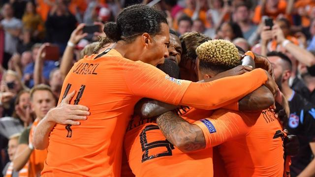 Germany's poor run continues as Netherlands hit three against Die Mannschaft