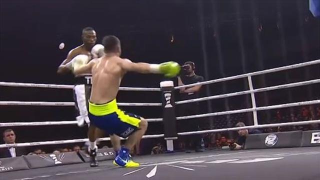 World Boxing Super Series: Zolani Tete retiene el cinturón WBO ante Aloyan y pasa a semifinales