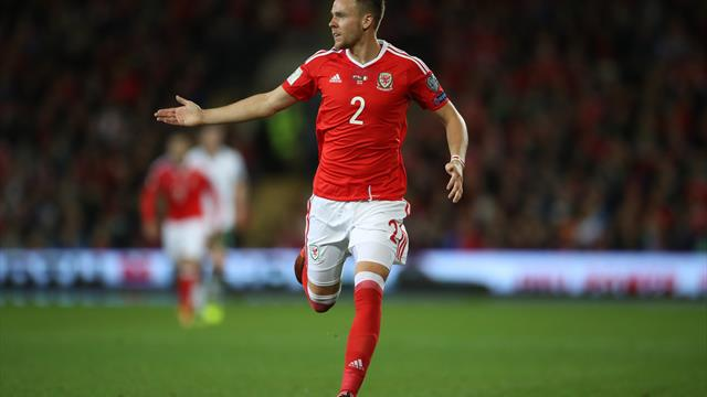 Chris Gunter believes Wales can cope with physical Republic of Ireland