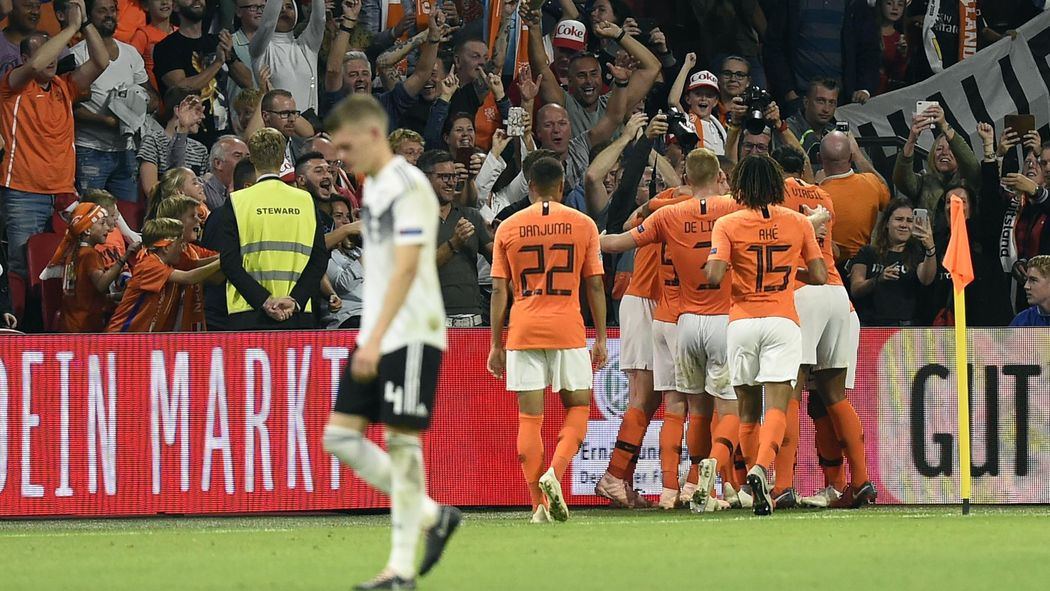 Pressetimmen Zu Niederlande Gegen Deutschland Abend Zum