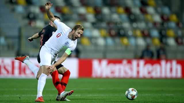 I'm not in need of a rest, claims Kane despite England goal drought