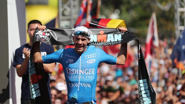 ¡Brutal Lange! De nuevo campeón del mundo de Ironman y nuevo récord de la prueba