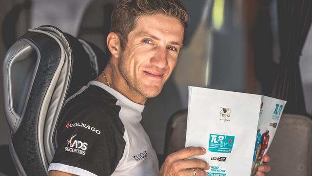 Tour of Turkey: Retiring Niemiec set to close career in Istanbul