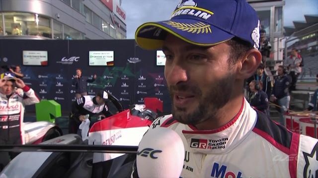 'It's fantastic' - Lopez delight at Fuji win