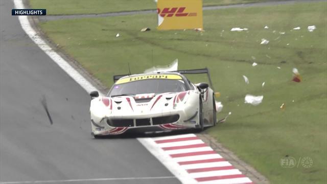 La 6 Ore di Fuji è della Toyota di Kobayashi-Lopez-Conway, doppietta sul  podio