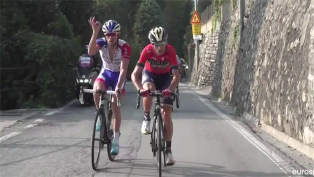 How The Race Was Won: Pinot breaks Nibali at Lombardia