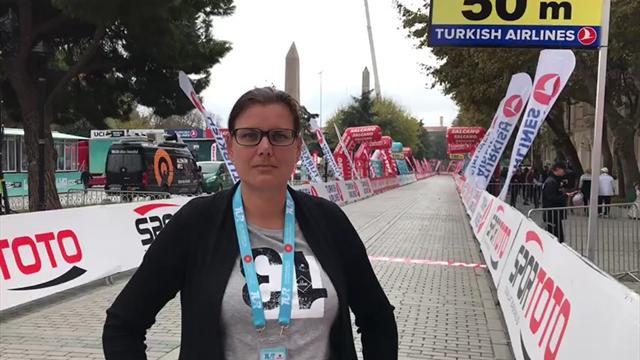 De slotetappe in de Ronde van Turkije: José Been blikt vooruit