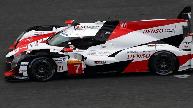 De dernière au départ à première au drapeau damier : l'exploit de la Toyota n°7 à Fuji
