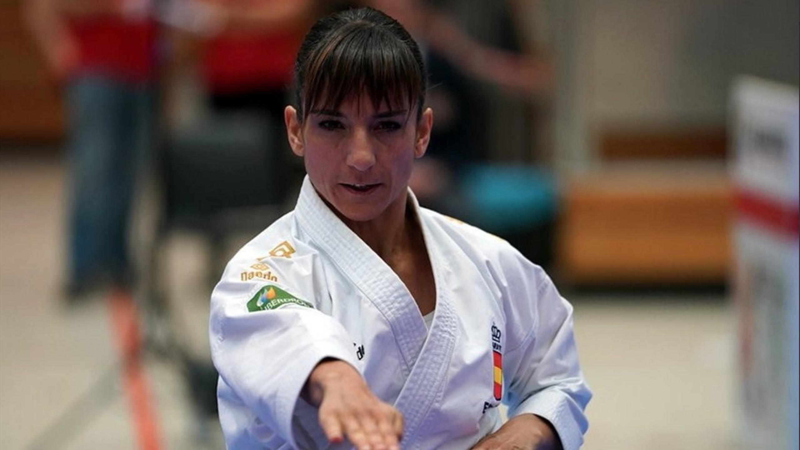 Juegos Olímpicos Tokio 2020 | Sandra Sánchez se convierte en heroína fuera  de un dojo - Eurosport