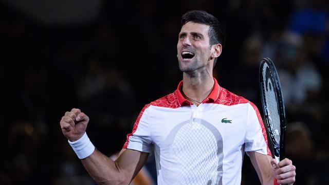 Djokovic, une semaine parfaite et la place de n°1 en vue