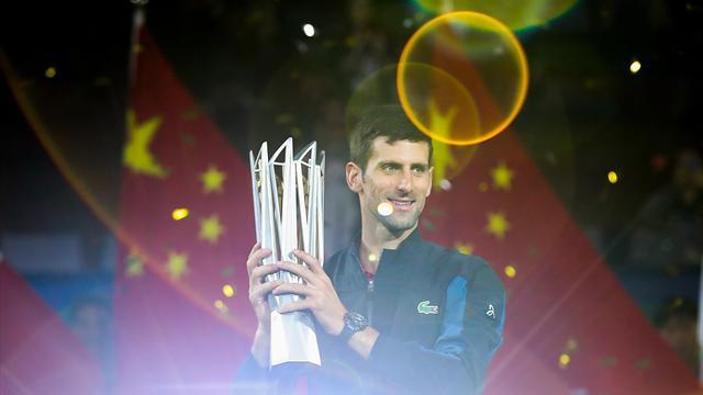 Les 5 stats qui prouvent que Djokovic est redevenu surhumain