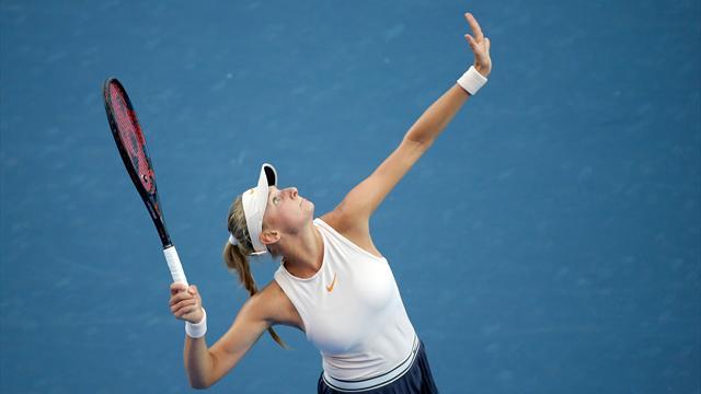 18-летняя украинка Ястремская раскатала всех в Гонконге, выиграв первый титул WTA в карьере