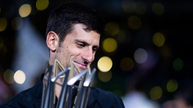 """Djokovic : """"Finir numéro 1 mondial serait le plus grand succès de ma saison"""""""