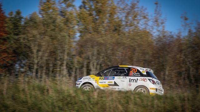 Breaking news: Kristensson wins Junior U27 in Liepāja, Sesks is ERC3 champion*