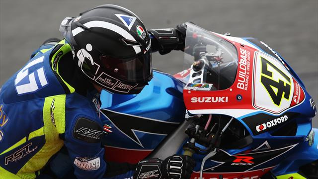 Cooper claims surprise win in final race of season