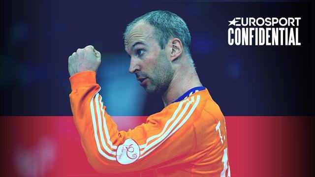 Eurosport Confidential : Pékin 2008, France-Brésil 86 et Federer, Thierry Omeyer vous dit tout