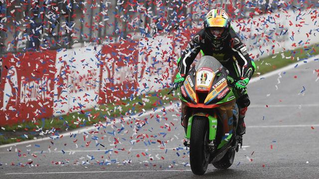 What a British Superbikes season!