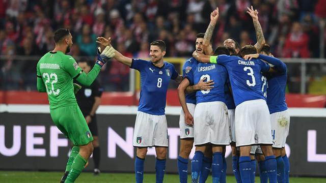 L'Italie dit merci à Biraghi